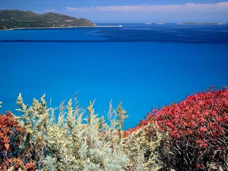 Capo Carbonara Gulf- Sardinia - Villasimius Resort Stella Maris