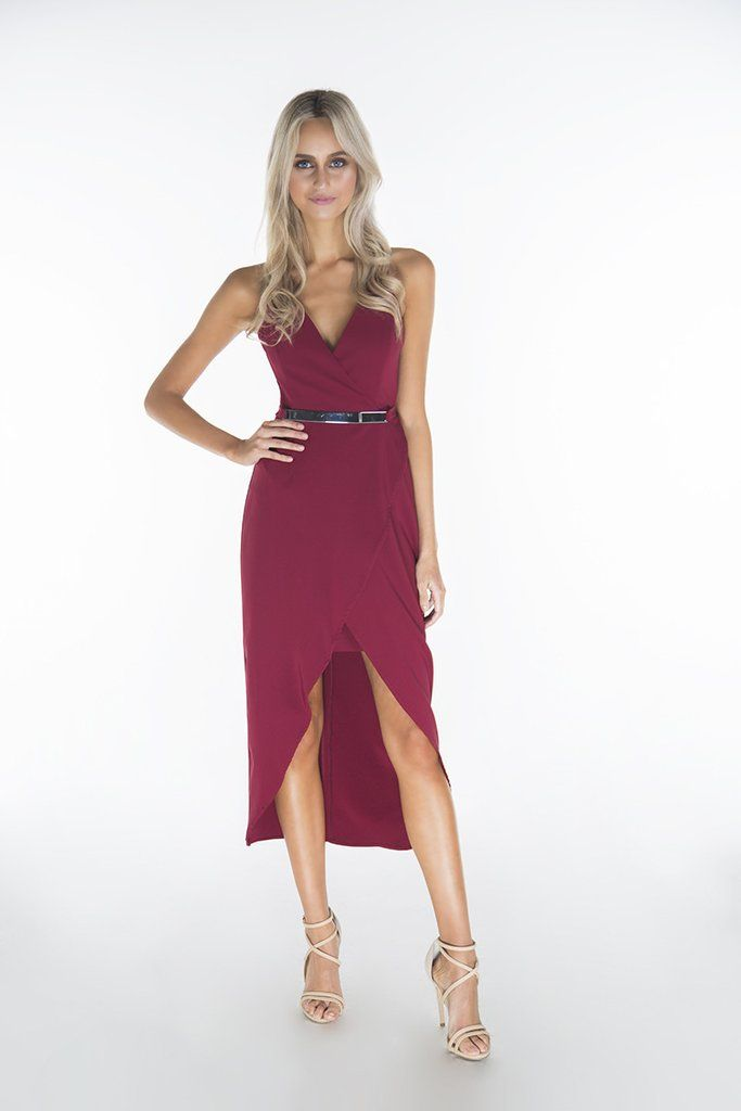 Mullet Style Cocktail Dress - Party Dresses Online | Pilgrim Clothing Australia