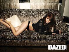 yoon eun hye for dazed