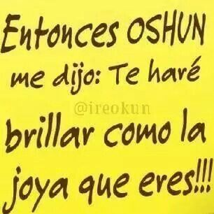 Mi negrita Oshun                                                                                                                                                                                 More