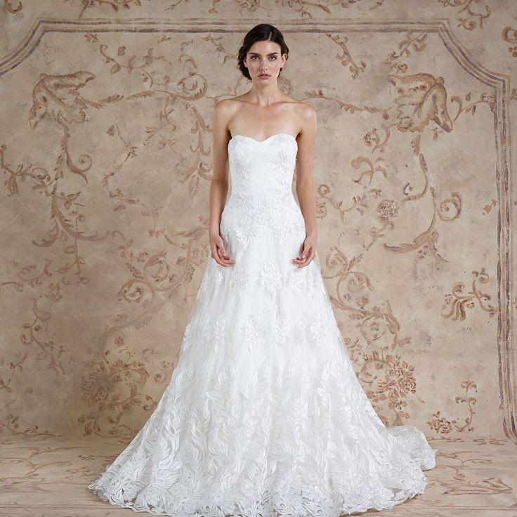 Armilla : Sareh Nouri fall 2016 wedding dresses | itakeyou.co.uk: