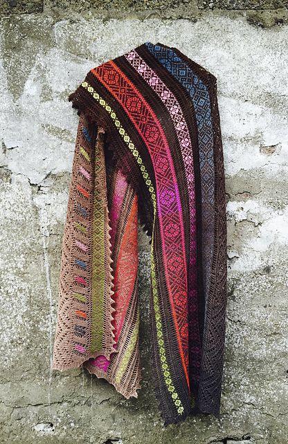Ravelry: Atlas pattern by Kieran Foley