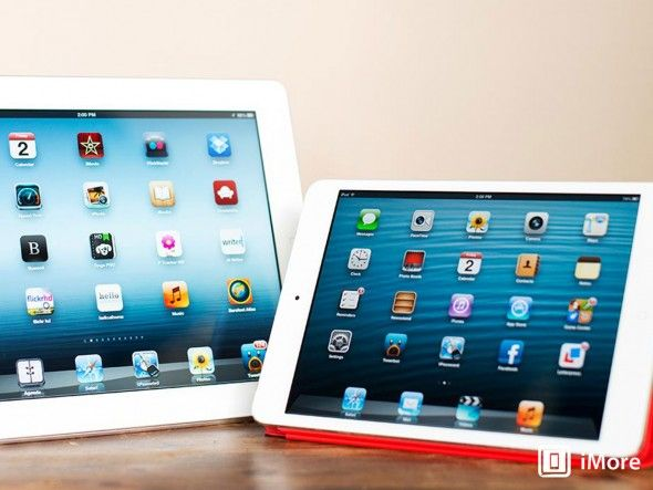 iPad y iPad Mini ¿Más Parecidos al iPhone o al iPod?