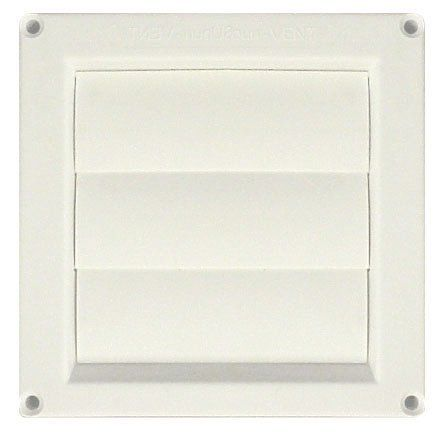 6 Quot Deflecto Vent Cover With Bird Guard By Flybye Vent