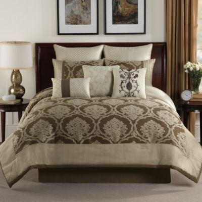 Alexa 9 Piece Reversible Comforter Set   BedBathandBeyond com. 111 best Bedding images on Pinterest