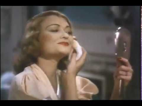 Constance Bennett's Daily Beauty Rituals (1937) - Vintage makeup tutorial