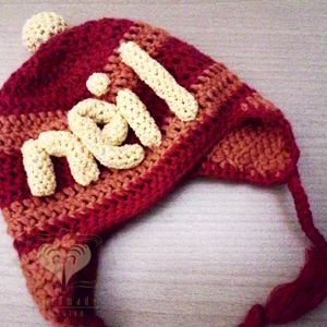 Hat for baby Neil