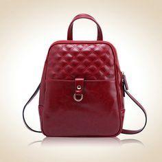 Original nueva primavera y verano de cuero mochilas online al por mayor [AS90015] - €57.16 : bzbolsos.com, comprar bolsos online