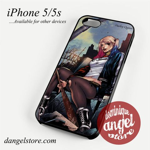 Harley Quinn Phone case for iPhone 4/4s/5/5c/5s/6/6 plus