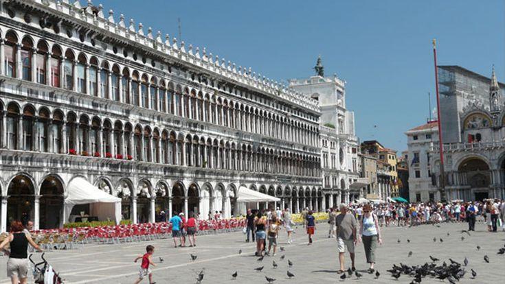 Prokuracja, Wenecja - Włochy #wenecja