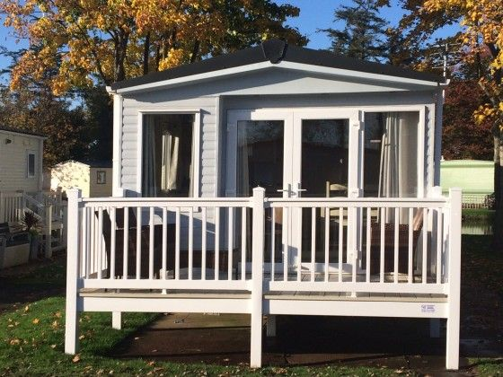 8 berth platinum caravan for rent, overlooking the lake at Haggerston Castle Holiday Park Northumberland http://www.rentmycaravan.com/properties/haggerston-castle-northumberland/
