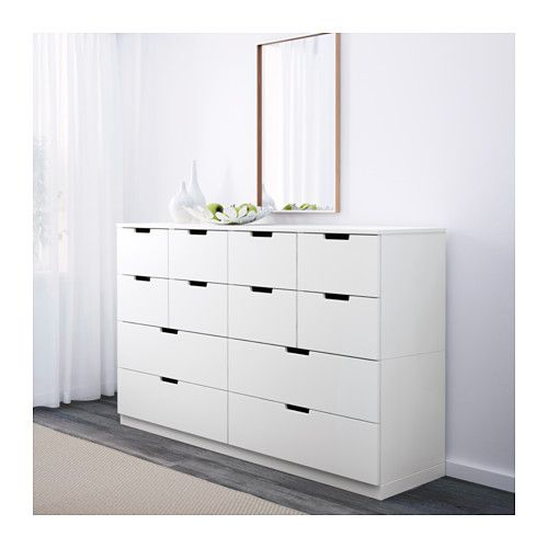 NORDLI Chest  - IKEA $499, 63 W x 17 D x 38H, out of stock