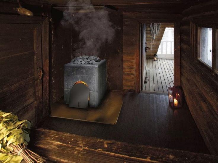 Tulikivi sauna