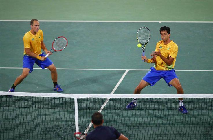 Melo, Marcelo, Soares, Bruno - Tennis - Brazil - Men's Doubles - Men's Doubles…