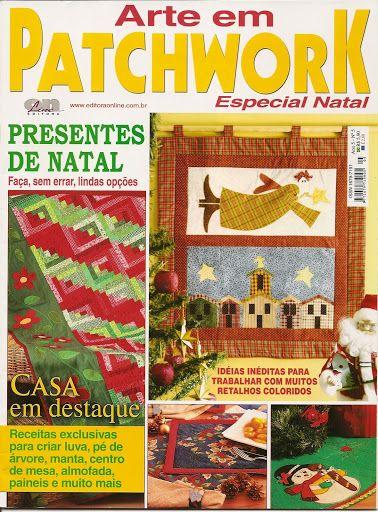 Arte Em Patchwork Natal II - DeMello Artes Ateliê - Álbuns da web do Picasa
