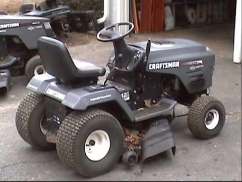 Lawn Mower Repair: Craftsman Lawn Mower Repair