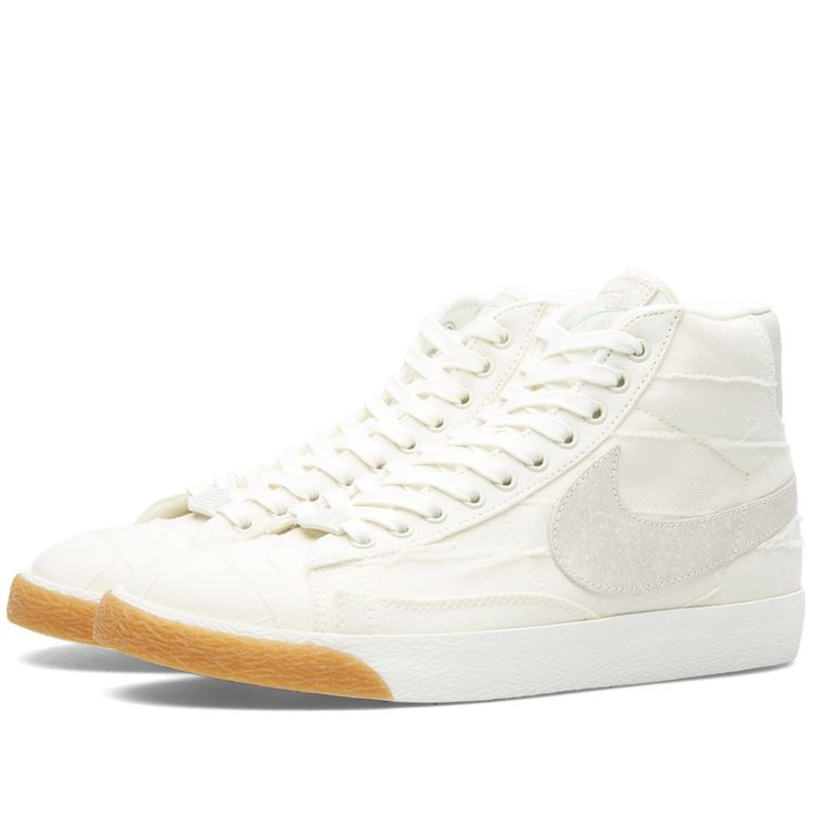 huge selection of bc1c5 8d3ee ... reduced nike blazer mid premium vintage qs sail enamel green 18659 d8526
