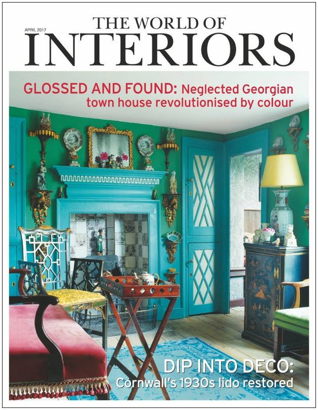 The World's most stylish, influential and informative interior design magazine. The World of Interiors offers the best inspirational interior design ideas