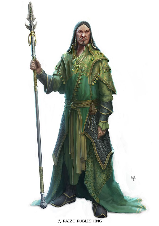 Tsukiyo Cleric by Windmaker armor clothes clothing fashion player character npc | Create your own roleplaying game material w/ RPG Bard: www.rpgbard.com | Writing inspiration for Dungeons and Dragons DND D&D Pathfinder PFRPG Warhammer 40k Star Wars Shadowrun Call of Cthulhu Lord of the Rings LoTR + d20 fantasy science fiction scifi horror design | Not Trusty Sword art: click artwork for source