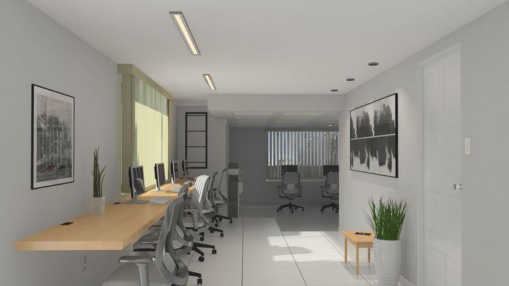 ¿Te gusta tu oficina? ¿Crees que, si tu espacio de trabajo mejorara, tu productividad aumentaría?
