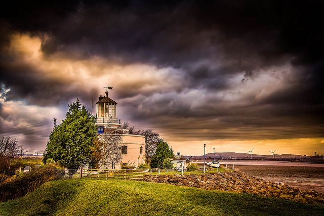 West Usk Lighthouse