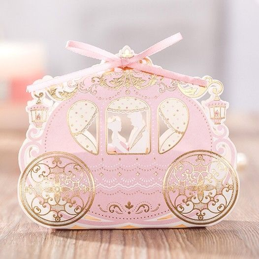 find more candy boxes information about gold carriage candy box romantic couple wedding gift boxes wedding favors party packing boxeshigh quality box