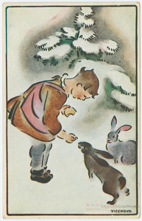Veselé Vánoce! (Merry Christmas! in Czech)