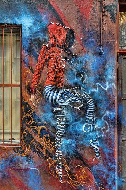Street art (Prahan 2013) by Urban Cake Lady