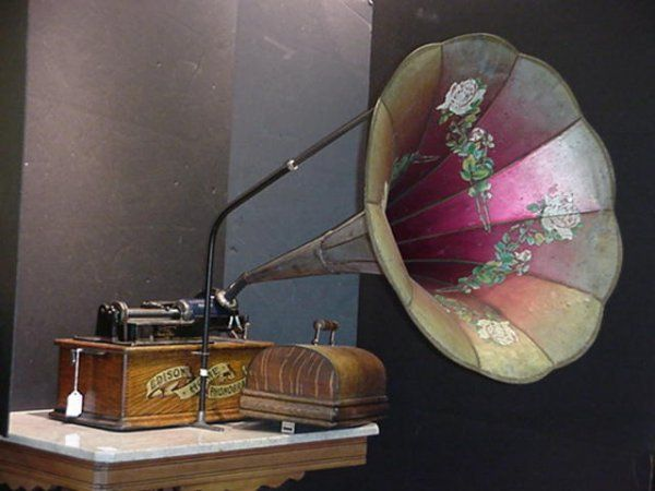 76 Best Cylinder Phonographs Images On Pinterest Edison