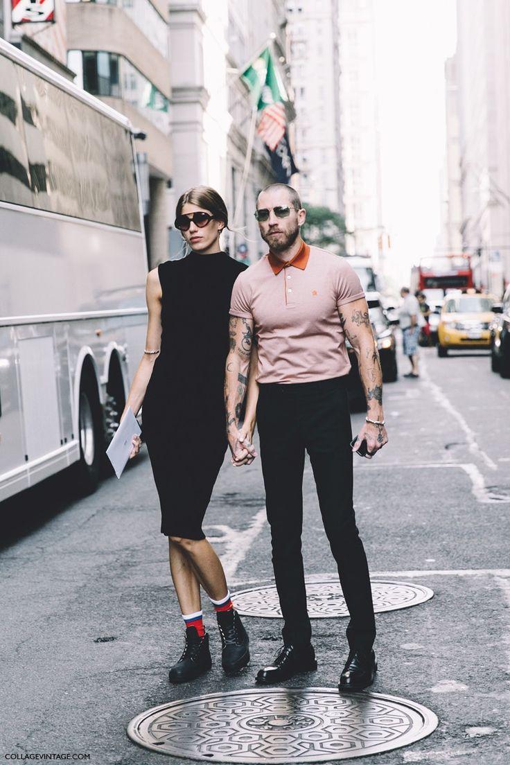 New_York_Fashion_Week-Spring_Summer-2016--Street-Style-Justin_Oshea-Veronika_Heilbrunner-