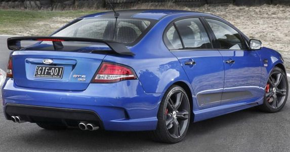 FPV GT F limited edition