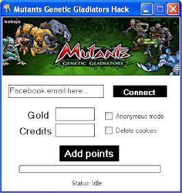 Mutants: Genetic Gladiators hack tool Download | …