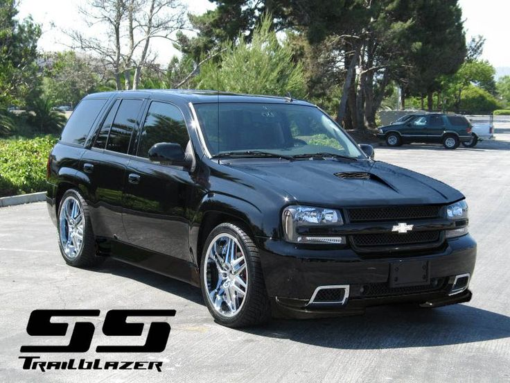 Illest trailblazer SS - Chevy TrailBlazer, TrailBlazer SS and GMC Envoy Forum