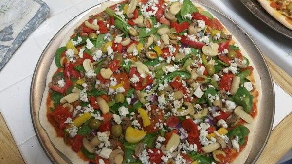 Make and share this The World's Best Bread Machine Pizza Dough Recipe recipe from Food.com.