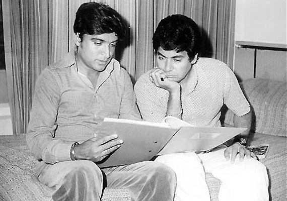 Javed Akhtar, Salim Khan may team up again