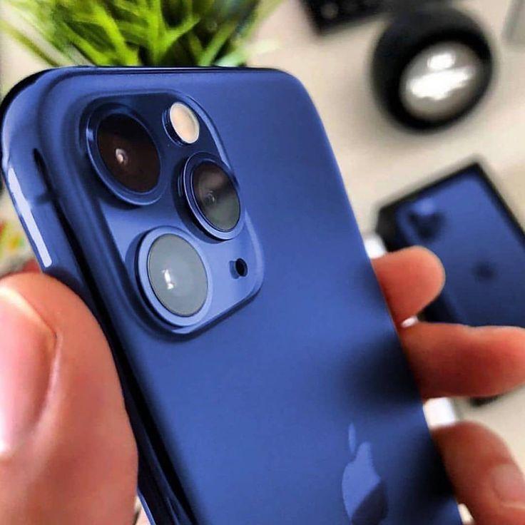 Iphone 11 Pro Max In Midnight Blue Comment Below Iphonex Iphonexsmax Iphonexr Iphonexs Iphonexphot Celulares Nuevos Iphone Tecnologia Celular