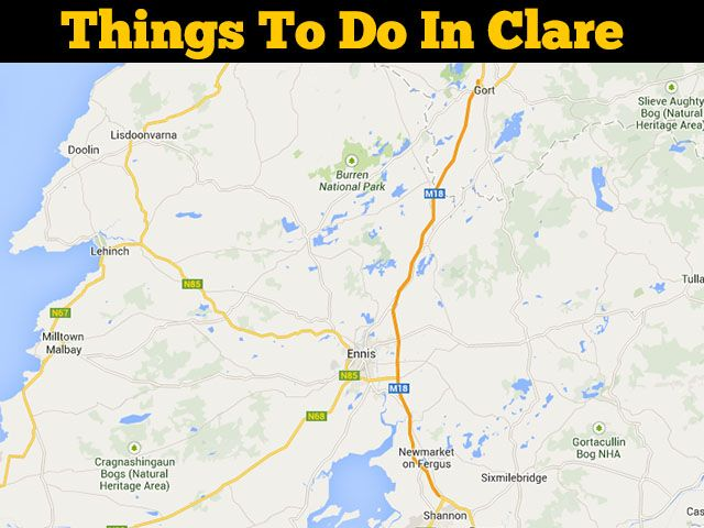 Things To Do In County Clare, Ireland  http://www.theaussienomad.com/travel-thoughts/things-to-do-in-clare/