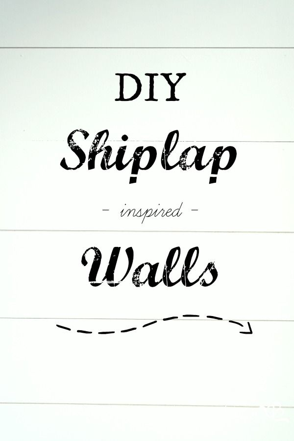 Designs DIY Shiplap   Walls outlet mall Sypsie shop