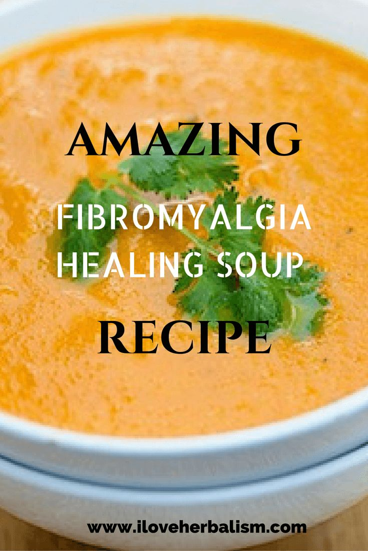 Fibromyalgia is the existence of persistent fatigue, muscle discomfort, joint discomfort, and also various other indescribable discomforts in the body. If you suffer from these symptoms, try this fibromyalgia healing soup,