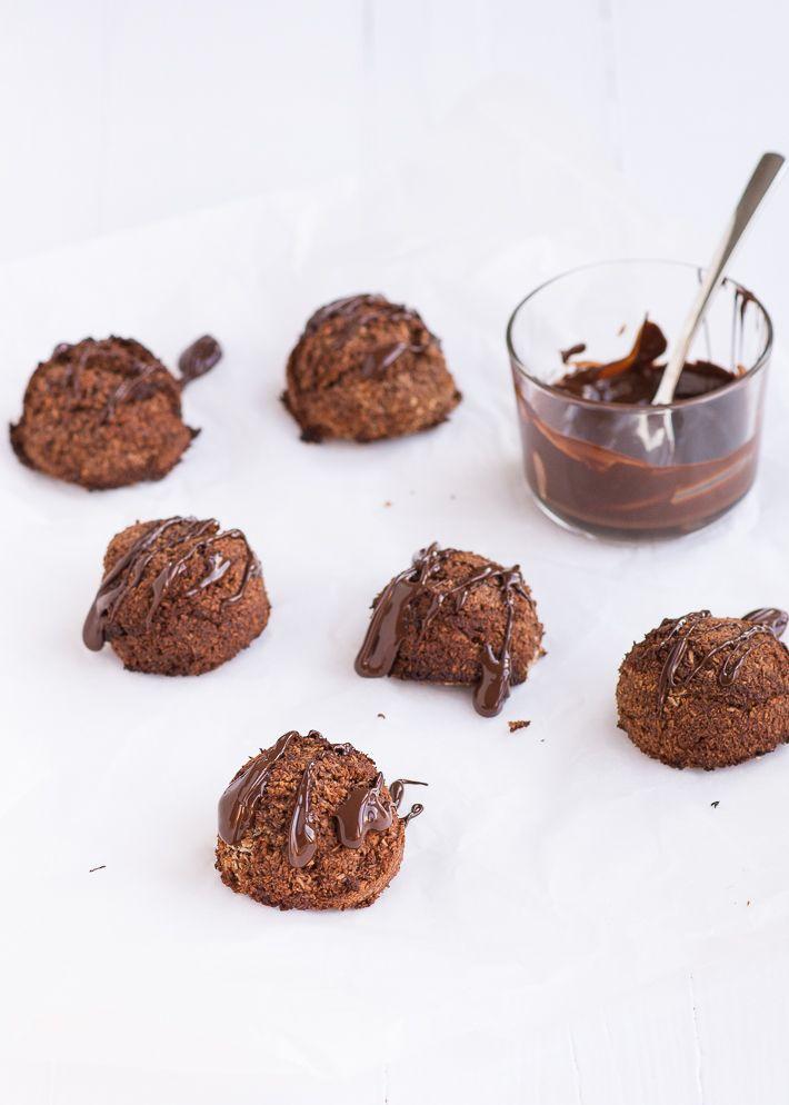 Chocolade kokosbollen | Uit Paulines Keuken | Bloglovin'