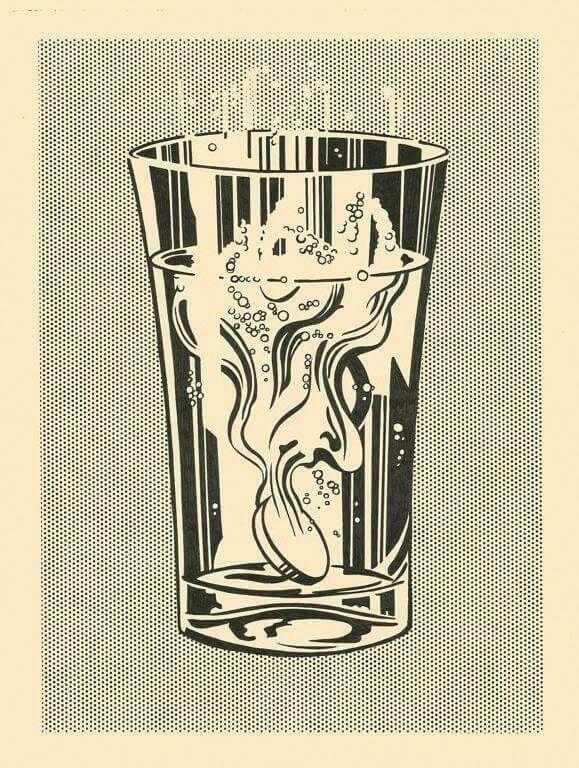 Lichtenstein•Alka Seltzer•1961