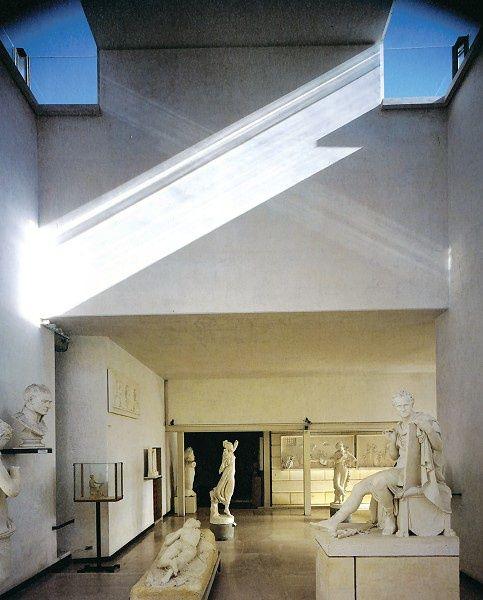 Canova Sculpture Museum, Scarpa