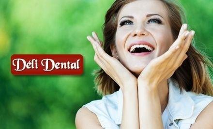 15.000 Ft helyett 5.900 Ft: Esztétikai fogtömés kisröntgennel a Déli Dental fogászati rendelőben