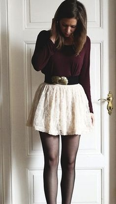 tumblr outfits for winter skirts - Google Search   fall ...