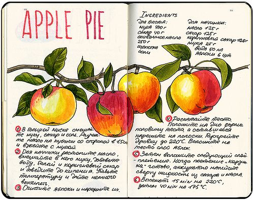 14 best drawn recipes images on pinterest recipe journal eating recipe journal by sally mao via behance creating an heirloom i would love to do this with my grandmother and my mothers recipe books forumfinder Gallery