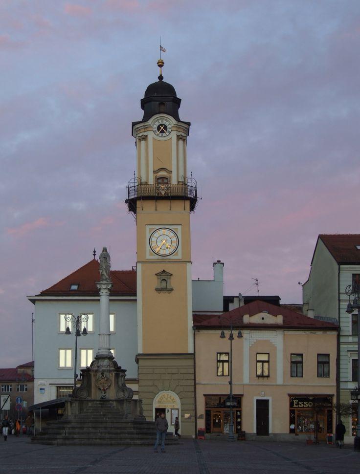 Clock Tower Banska Bystrica, Slovakia