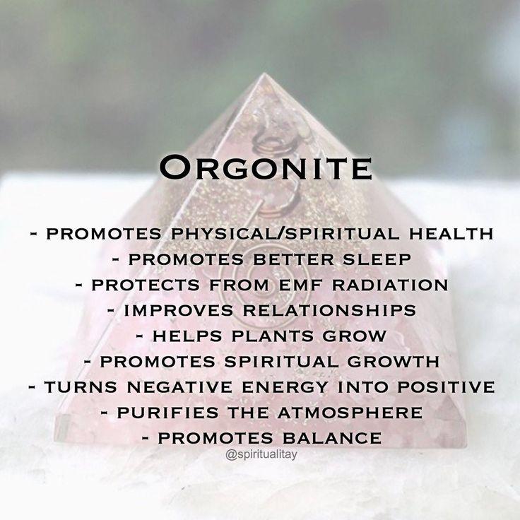 a must have! #orgonite #healing #spiritual