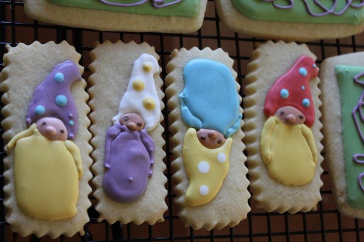 Waldorf gnome cookies