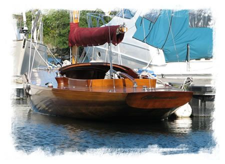wooden sailboats for sale | program on any vessel built or restored at woodwind yachts