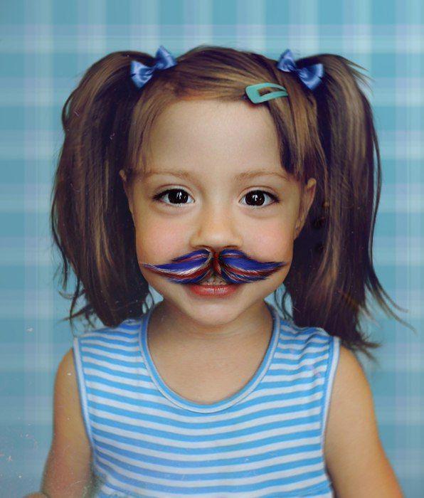 #British #mustache